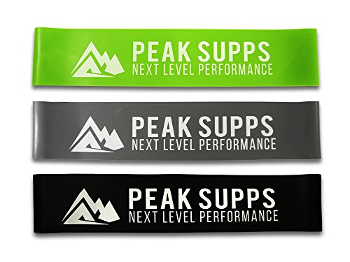 Peak Supps Resistance – Pilates