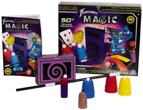 Giochi preziosi ccp15064 fantasma magic - set 50 trucchi