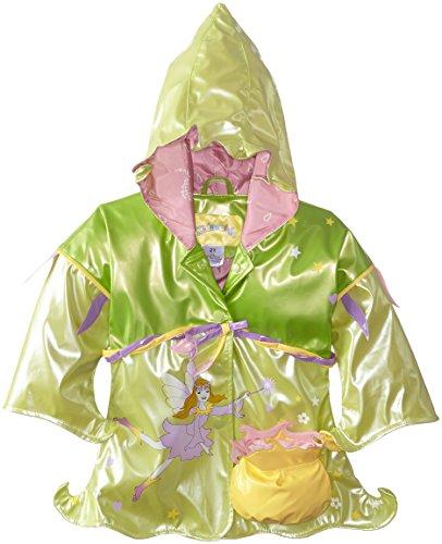 Kidorable Originale di Marca Cappotto Di Pioggia Fata Adorabile per bambini, ragazze, ragazzi (128-134)