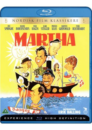 Martha [Dänemark Import] [Blu-ray]