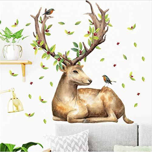 Nanoblock Sika Deer Hirsch