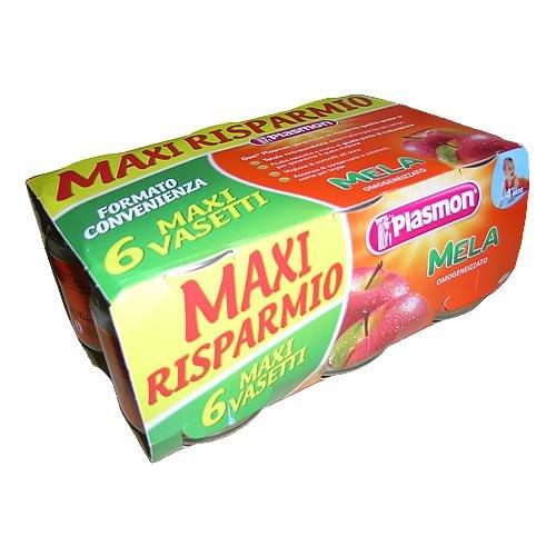 Plasmon - Omogeneizzato Frutta Mela, 624 grams usato  Spedito ovunque in Italia