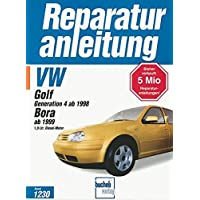 VW Golf Generation 4 ab 1998. Bora
