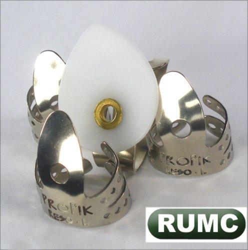 Propik Plektrum und Daumennagel für Resonatorgitarren