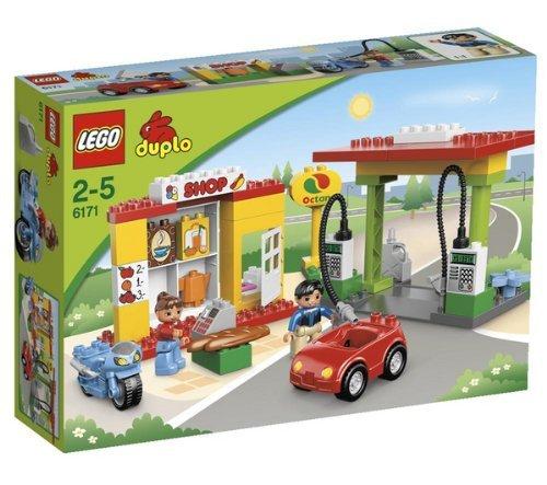 duplo waschanlage LEGO Duplo 6171 - Tankstelle