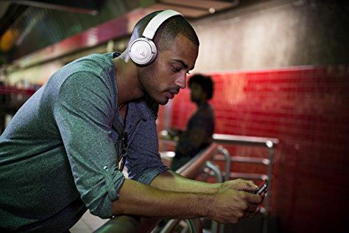 JBL T450BT Wireless Bluetooth Headphone (White)