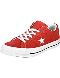 Converse Unisex Kids' Lifestyle One Star Ox Suede Fitness Shoes