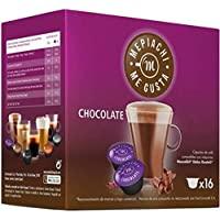 CHOCOLATE MEPIACHI 16 CÁPSULAS, COMPATIBLES DOLCE GUSTO