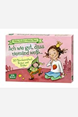 Ach wie gut, dass niemand weiß ...: 30 Märchenrätsel-Reime und Bilder (Spielen - Lernen Freude haben. 30 tolle Ideen für Kindergruppenauf DIN A5-Karten) Taschenbuch