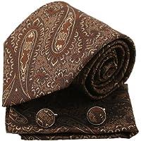 EAC1B13 Modello Handmade tessuto di seta multicolori cravatta regalo per