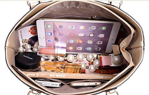 Keshi Pu Niedlich Damen Handtaschen, Hobo-Bags, Schultertaschen, Beutel, Beuteltaschen, Trend-Bags, Velours, Veloursleder, Wildleder, Tasche Blau