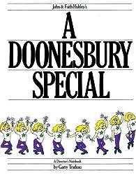 John & Faith Hubley's A Doonesbury special : a director's notebook by G. B. Trudeau (1978-08-02)