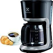Electrolux Kaffebryggare Modell EKF3300, Kaffemaskin som är lätt att rengöra och brygger aromrikt kaffe i en s