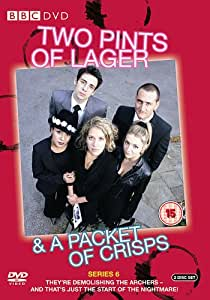 Two Pints of Lager & a Packet of Crisps - Series 6 [DVD] [2001]