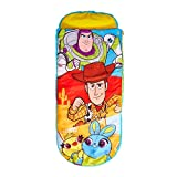 Toy Story 4-Mon Tout Premier ReadyBed-lit Gonflable pour Enfants avec Sac de Couchage...