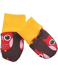 Maxomorra Baby Faust-Handschuhe Mittens ohne Daumen Junge Mädchen verschiedene Motive
