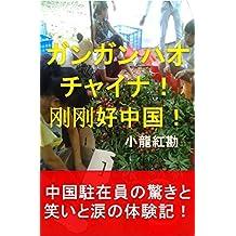 ganganhaochaina ganganhaochaina: chugokuchuzaiinnoodorokitowaraitonamidanotaikenki (Japanese Edition)