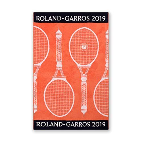 Handtuch Roland Garros 2019 - Terre Battue, Terre Battue, Einheitsgröße -