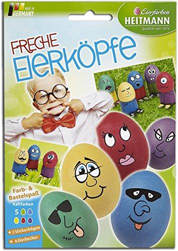 Heitmann Eierfarben (Eierköpfe)