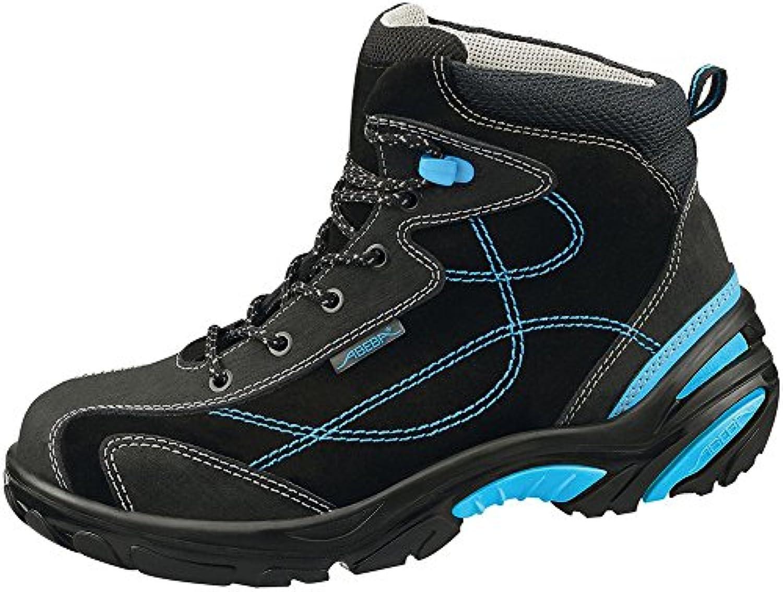 Abeba 4651-36 Crawler Chaussures de bottes sécurité bottes de Taille 36 Noir/BleuB00M1NX592Parent 3f2396