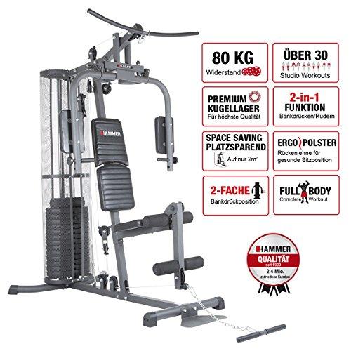 Hammer Ultra Kraftstation - 2