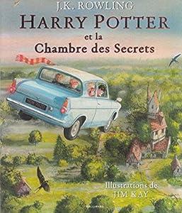 """Afficher """"Harry Potter n° 2 Harry Potter et la chambre des secrets"""""""