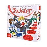 Qys Twister Spiel Outdoor Sport Board Boden Spiel Spielzeug Geschenk Lustige Kinder Familie Körperbewegungen