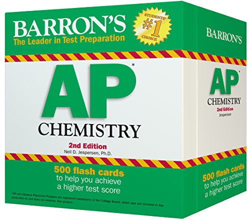 P D F Ap Chemistry Flash Cards Full Pages By Neil D Jespersen