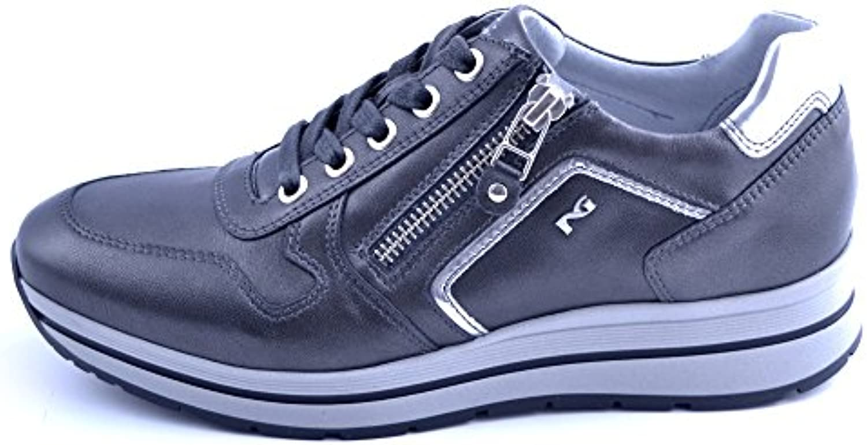 Nero Giardini A719480D scarpe da da da ginnastica Donna Antracite 38 | La Qualità Del Prodotto  | Maschio/Ragazze Scarpa  4e9ee6