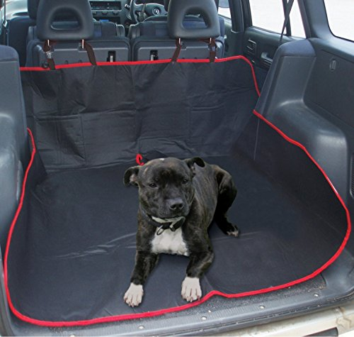 LIVIVO-93116-Heavy-Duty-Universal-Waterproof-2-in-1-Boot-Liner-Rear-Car-Back-Seat-Protector-Pet-Dog-Cat-Cover-Mat-Hammock