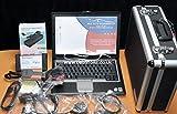 Ensemble de diagnostique pour automobile avec ordinateur portable et logiciel, MDP pour voiture, van et camion et Mvci pour Toyota et Honda