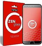 nandu I ZenGlass Flexible Glas-Folie für OnePlus 5 Panzerfolie I Bildschirm-Schutzfolie 9H I (Kleiner Als Das Gewölbte Bildschirm)