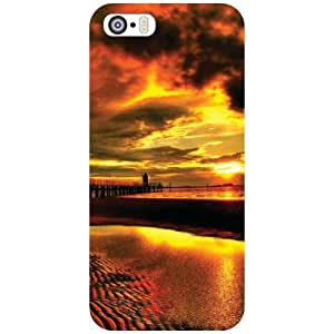 Apple iPhone 5S Back Cover - Nature Has A Beauty Designer Cases