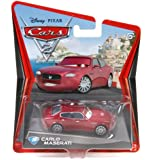 Disney Cars 2 Carlo Maserati