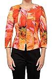BASLER Damen Blazer India, Farbe: Aprikot, Größe: 38