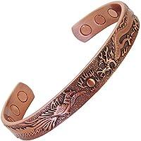 Magnettherapie-Armband für Männer und Frauen, Kupfer-Armband für Arthritis, Gelenk, Magnet-Armbänder zur Schmerzlinderung... preisvergleich bei billige-tabletten.eu
