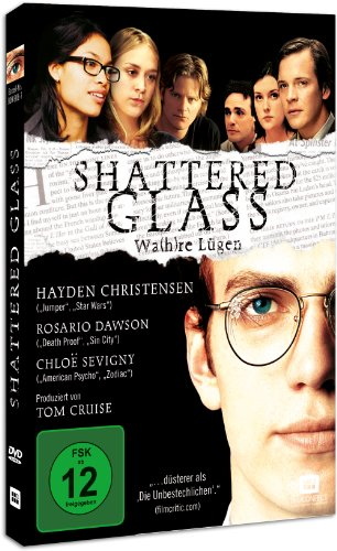 Filmconfect Home Entertainment GmbH (Rough Trade) Shattered Glass - Wa(h)re Lügen