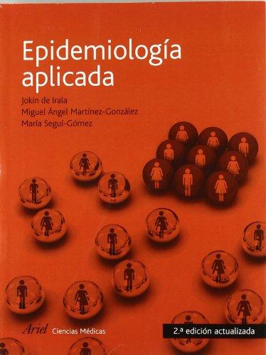 Epidemiologia aplicada (2ª ed.) (Ciencias Medicas) por Aa.Vv.