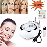 [Upgrade Version] 3 in 1 Diamond Microdermabrasion, Doris Direct Dermabrasion Machine Facial Care