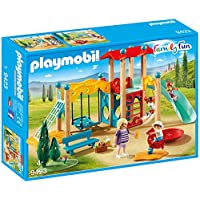 Playmobil 9423 Family Fun Park Playground, For Children Ages 4+