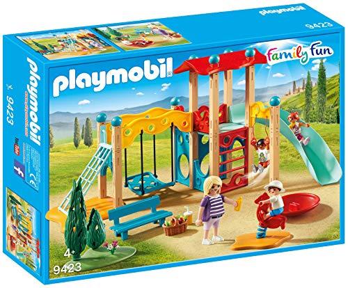Playmobil- Parque Infantil Juguete