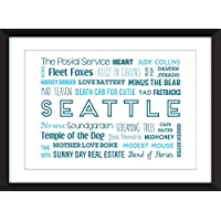 The Sound of Seattle – Unframed