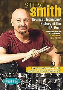 Drum Set Technique/History Of The U.S Beat (2 DVD Set). Für Schlagzeug
