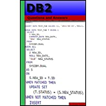 DB2: Questions and Answers (English Edition)