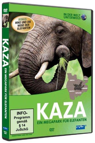KAZA - Ein Megapark für Elefanten