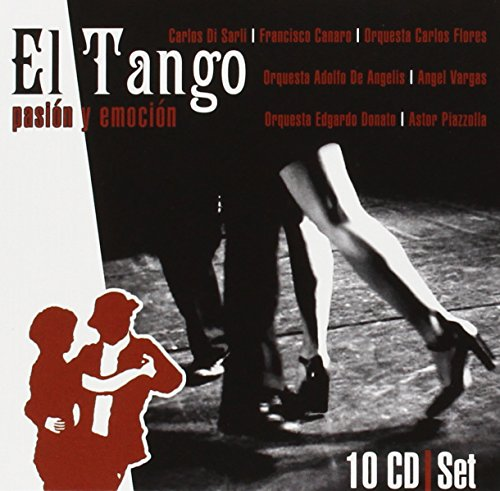 El Tango pasión y emoción