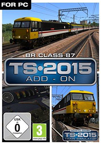 Train Simulator 2015 BR Class 87