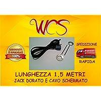 Kit Cavo aux Fiat Panda dal 2012 con radio Continental (no source available) SENZA Blue&me installato