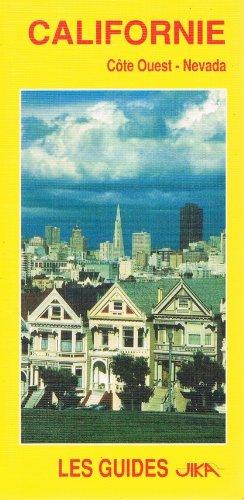 CALIFORNIE. COTE OUEST. NEVADA. 3ème édition par Collectif