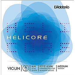 D'Addario H312 4/4M Cuerda, Azul